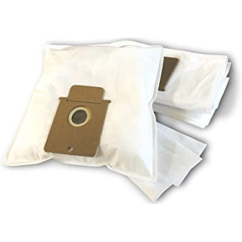 2 Filter 10 Staubsaugerbeutel für AEG Vampyr 1600 Staubbeutel Filtertüten