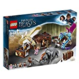 LEGO 75952 Harry Potter Fantastic Beasts Newt´s Case Magical Creatures Building Set, Wizarding World, Fun Adventure Toy