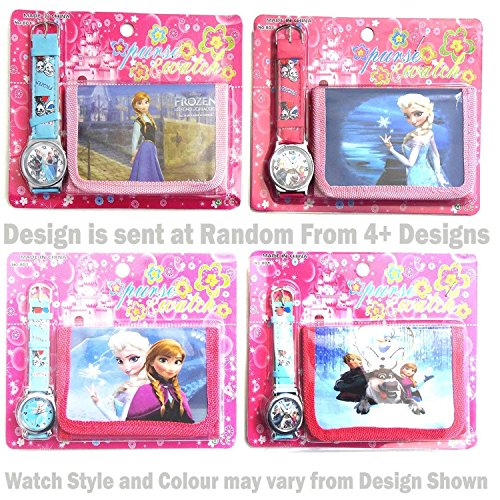 Grab-Offers-New-Frozen-First-Kids-Girls-Wrist-Watch-with-Purse-Wallet-Set-for-School-Going-Baby-Girls