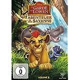 Die Garde der Löwen: Abenteuer in der Savanne