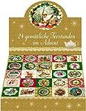 Tee-Adventskalender - 24 gemütliche Teestunden im Advent