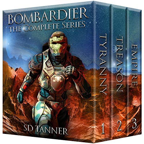 bombardier-the-complete-series-english-edition