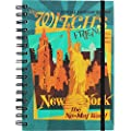 Fantastic Beasts (The Witch's Friend) A5 Wiro Notebook Hardbacked Spellbinding