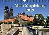 Mein Magdeburg 2019 (Wandkalender 2019 DIN A4 quer): Fotos von Magdeburg mit seinen Sehnenswürdigkeiten (Monatskalender, 14 Seiten ) (CALVENDO Orte)