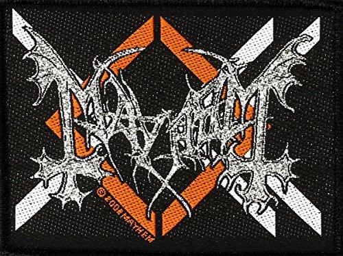 Preisvergleich Produktbild Aufnäher Patch - Mayhem Silver Ordo