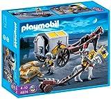 Playmobil - Transporte del Tesoro de los Caballeros del León (4874)