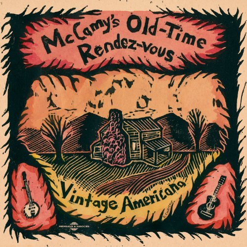Vintage Americana by McCamy's Old-Time Rendez-vous (2013-08-13) (Americana Vintage)
