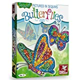 #2: ToyKraft Pictured in Sequins Butter Flies