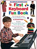 Image de The Complete Keyboard Player First Keyboard Fun Book