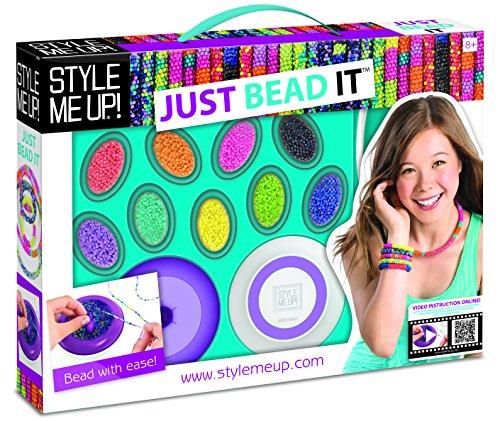 Style me up! 00809 - Just Bead It, Bastelset