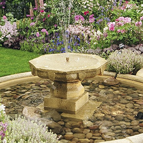 Sogno da giardino fontana decorativa per il giardino venosa colore ocra negozio di fontane - Fontana da giardino amazon ...