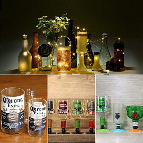 Taglia Bottiglie Di Vetro.Bottiglia Di Vetro Cutter Macchina Agptek Bottiglia Lungo Wine Glass