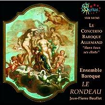 Le concerto baroque allemand