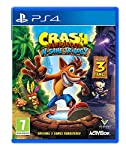 Crash Bandicoot N. Sane Trilogy contains remastered versions of: Crash Bandicoot Crash Bandicoot 2 Crash Bandicoot Warped Experience the PlayStation classic again, with all three Crash Bandicoot games completely remastered for the PlayStation 4! Your...