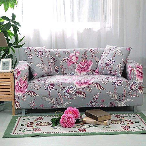 Universale 1/2/3/4 posti sofa cover stretch, moderno sofa cover nordic covers del sofà copertura di slittamento protector morbido elastico divano copridivano,9,2seater(145 * 180cm)