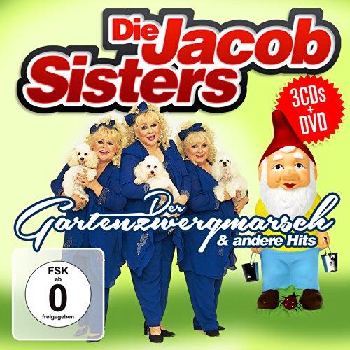 Der Gartenzwergmarsch & andere Hits. 3CD+DVD