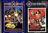 The Riffs 1 + 2 - Limited Große Retro Hartbox Uncut Limitiert auf je 333 Stück - DVD