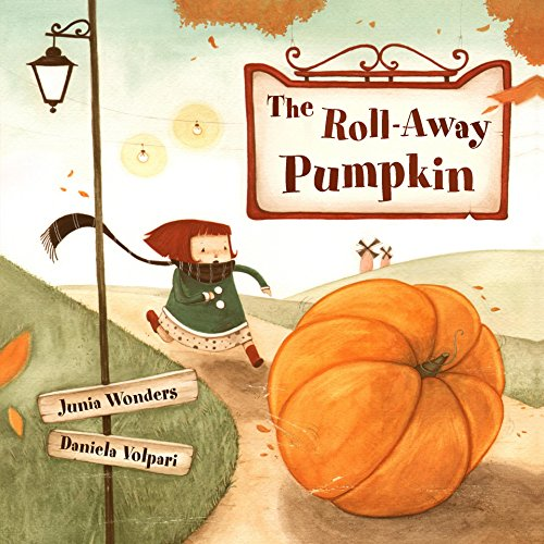 The Roll-Away Pumpkin (English Edition)