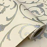 Amazon Brand - Solimo PVC Self-Adhesive WallPaper, Creative, 45 x 500 cm