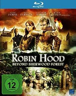 Robin Hood - Beyond Sherwood Forest [Blu-ray]