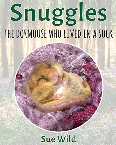 snuggles-the-dormouse-who-lived-in-a-sock-uk-wildlife-mammals-book-1-english-edition