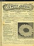 LE PETIT JARDIN ILLUSTRE N° 701 - Notes de la Semaine.Arboriculture d'Ornement. - LesRosiers en...
