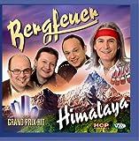 Songtexte von Bergfeuer - Himalaya