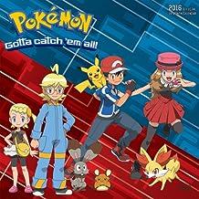 Pokemon Official 2016 Calendar