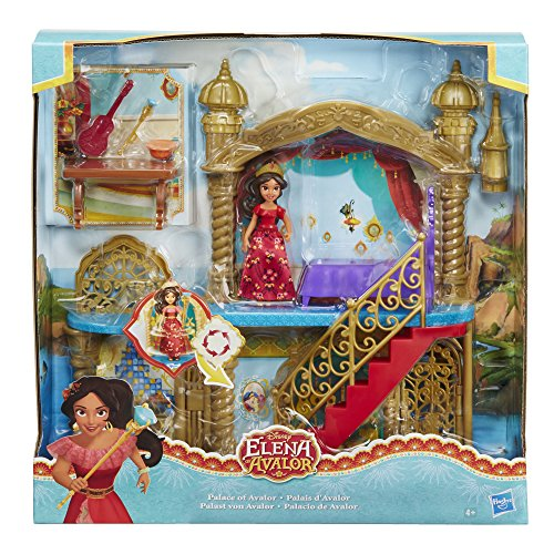 Hasbro Disney Elena von Avalor C0386EU4 - Little -