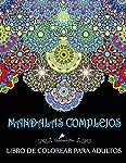 Mandalas Complejos: Libro De C...