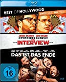 The Interview/Das ist das Ende - Best of Hollywood/2 Movie Collector's Pack 91 [Blu-ray]