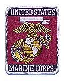 A. Blöchel Viele verschiedene Stoffabzeichen Deutschland Bundeswehr US Army US Airforce Landesflaggen Dienstgradabzeichen (U.S. Marine Corps Rund)