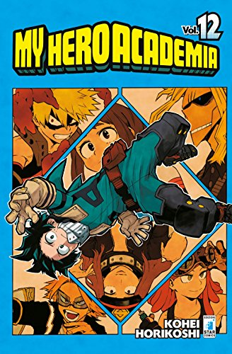 My Hero Academia: 12 (Dragon) por Kohei Horikoshi