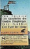 Die Geschichte des Großen Ringkrieges, 7 Bände: Der Hobbit / Der Ring wandert / Der Ring geht nach Süden / Isengarts Verrat / Der Ring geht nach Osten / Der Ringkrieg / Das Ende des Dritten Zeitalters