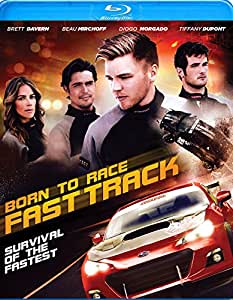 Born to Race: Fast Track [Blu-ray] [2014] [US Import]
