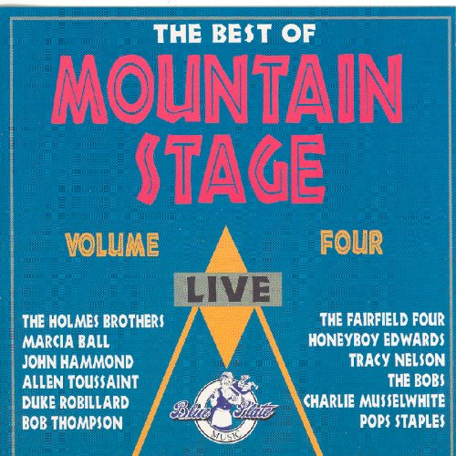 Mountain Stage Best Vol.4 Blue Plate
