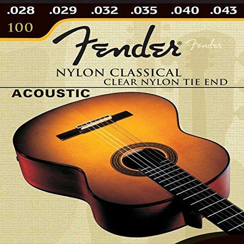 Fender Guitar de Nylon
