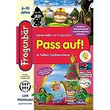 Fragenbär - Pass auf! - 6-10 Jahre - In Tulilas Zauberschloss (PC+MAC)