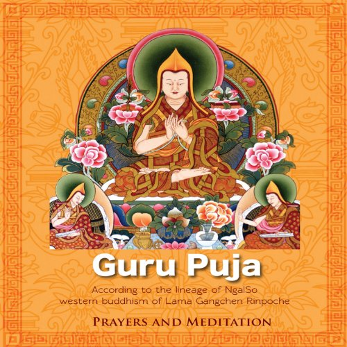 Guru Puja (According to the Li...