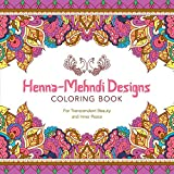 Henna-Mehndi Designs Coloring Book: For Transcendent Beauty - Best Reviews Guide