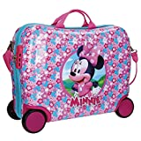 Disney Minnie Pink Valigia per bambini, 50 cm, 34 liters, Rosa