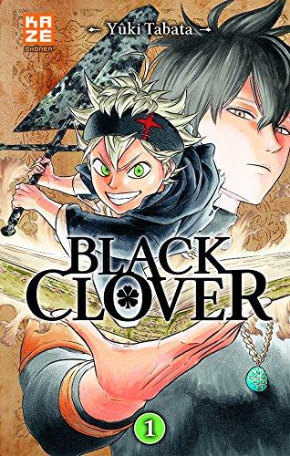 Black Clover T01