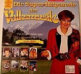 Die Superhitparade Der Volksmusik / 1990 (Carolin Reiber) [Vinyl LP]