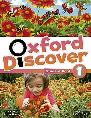 Oxford Discover: 1: Student Book por Koustaff Lesley