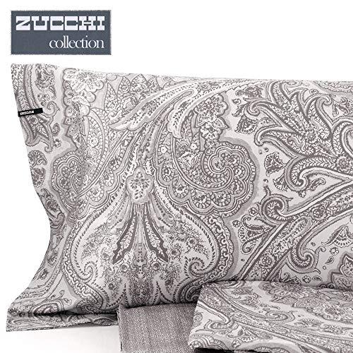Zucchi Bettwäsche-Set für Doppelbett Linea Collection Art. GOLNAR