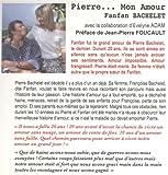 Pierre... Mon Amour (1CD audio)