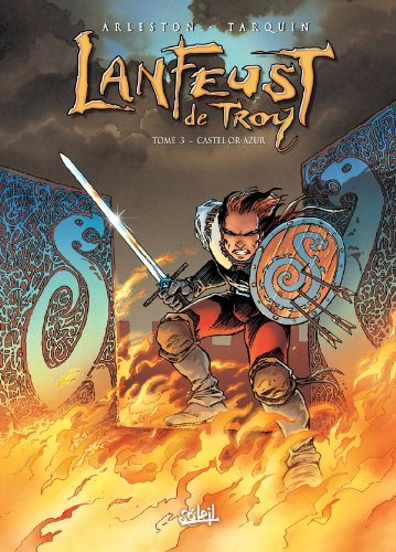 Lanfeust de Troy T03 (NED) par Christophe Arleston