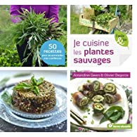 Je cuisine les plantes sauvages par Amandine Geers