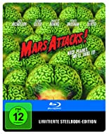 Mars Attacks! Steelbook (exklusiv bei Amazon.de) [Blu-ray] [Limited Edition] hier kaufen