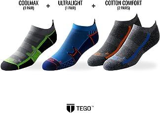 TEGO Unisex Drill Intensive Socks